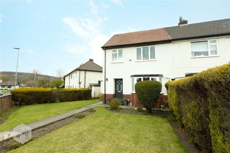 4 Bedrooms Semi Detached House for sale in Mansfield Avenue, Ramsbottom, Bury, BL0
