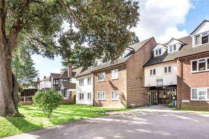 1 Bedroom Retirement Property for sale in Chatsworth Lodge, Wickham Court Road, West Wickham