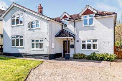 6 Bedrooms Detached House for sale in Netley Marsh, Hampshire