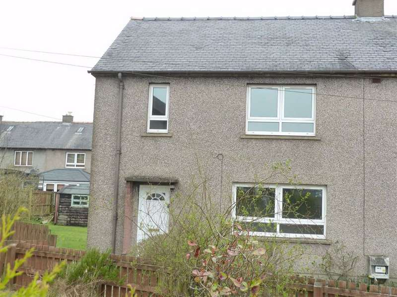 3 Bedrooms Terraced House for sale in Dyke Road, Harthill