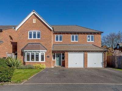 5 Bedrooms Detached House for sale in Causer Road, Barton Under Needwood, Burton-On-Trent