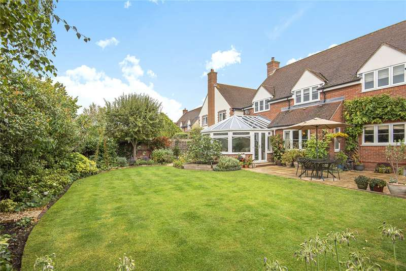 5 Bedrooms Detached House for sale in Ock Meadow, Stanford in the Vale, Faringdon, SN7