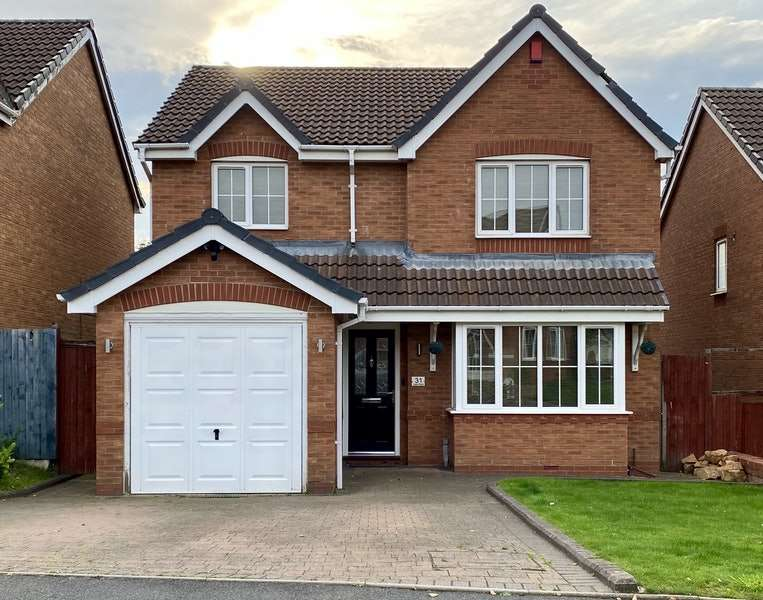 3 Bedrooms Detached House for sale in View Point, Oldbury, West Midlands, B69