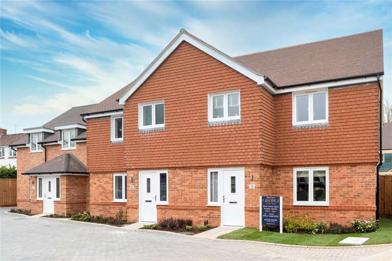 3 Bedrooms House for sale in Guildford Road, West End, Woking, GU24