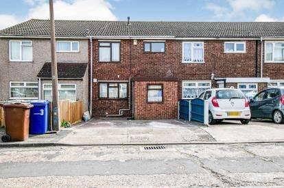 3 Bedrooms Terraced House for sale in Tilbury, Thurrock, Essex