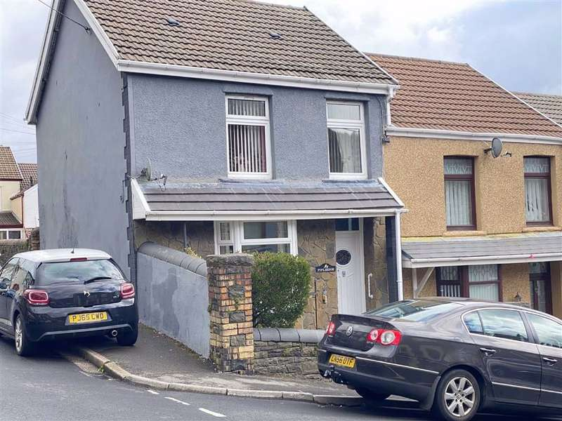3 Bedrooms End Of Terrace House for sale in Byron Street, Cwmaman, Aberdare