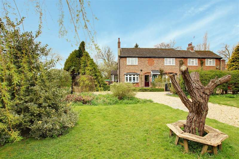 2 Bedrooms Semi Detached House for sale in Main Road, Saltfleetby, Louth