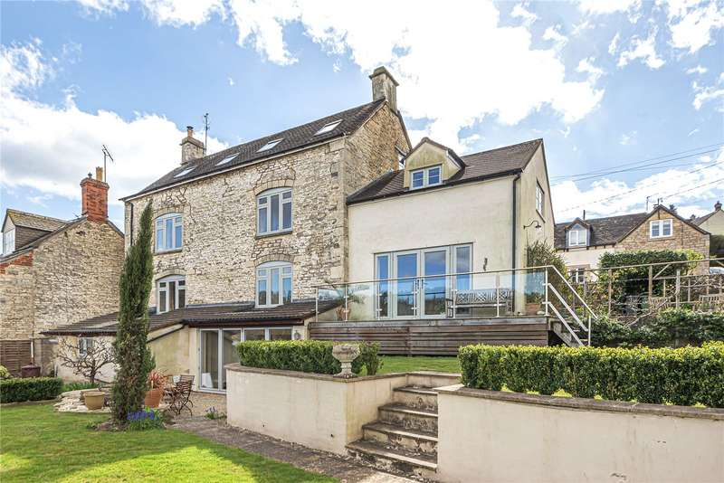 4 Bedrooms Detached House for sale in Star Hill, Forest Green, Nailsworth, Stroud, GL6