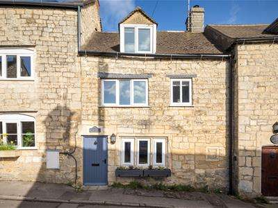 3 Bedrooms Terraced House for sale in Vicarage Street, Painswick, Stroud