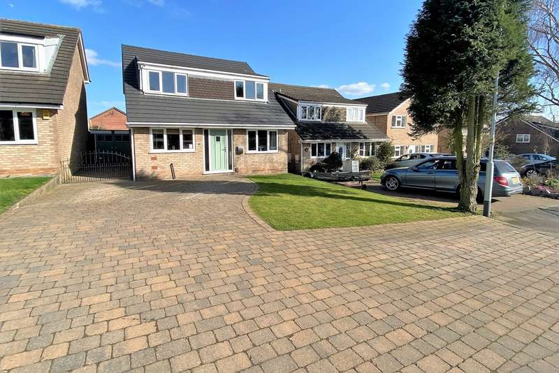 4 Bedrooms Detached House for sale in Clifton Drive, Ashby-de-la-Zouch
