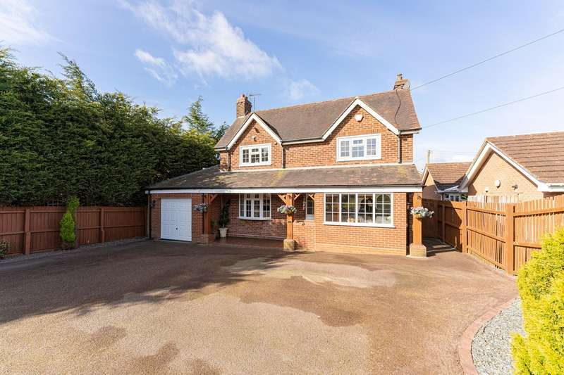 4 Bedrooms Detached House for sale in Icknield Street, Beoley