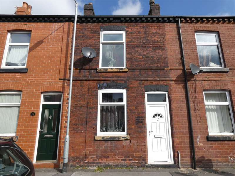 2 Bedrooms Terraced House for sale in South Street, Bolton, BL3