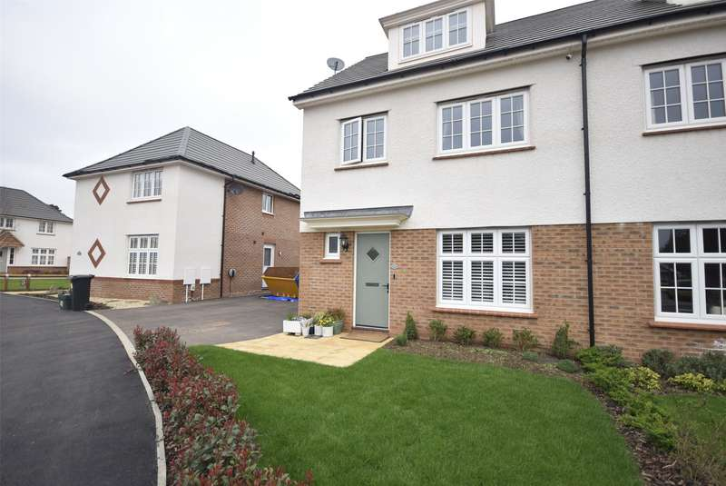 4 Bedrooms Semi Detached House for sale in Alexander Road, Frenchay, Bristol, BS16