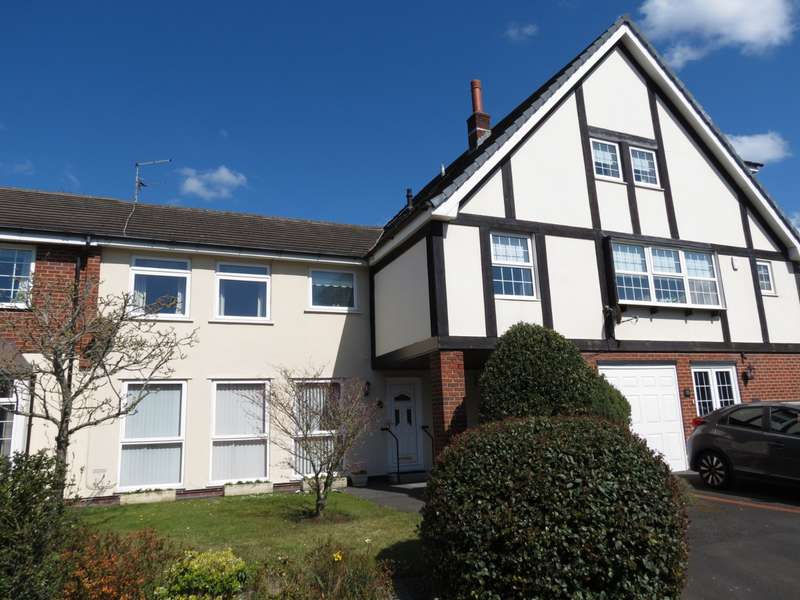 3 Bedrooms House for sale in Westwood Mews, Lytham St. Annes, Lancashire, FY8