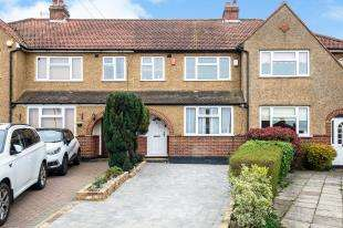 3 Bedrooms Terraced House for sale in Court Crescent, Chessington, ., Surrey