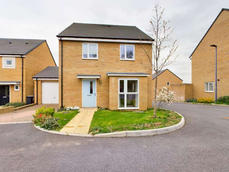 4 Bedrooms Detached House for sale in Orchid Close, Emersons Green, Bristol