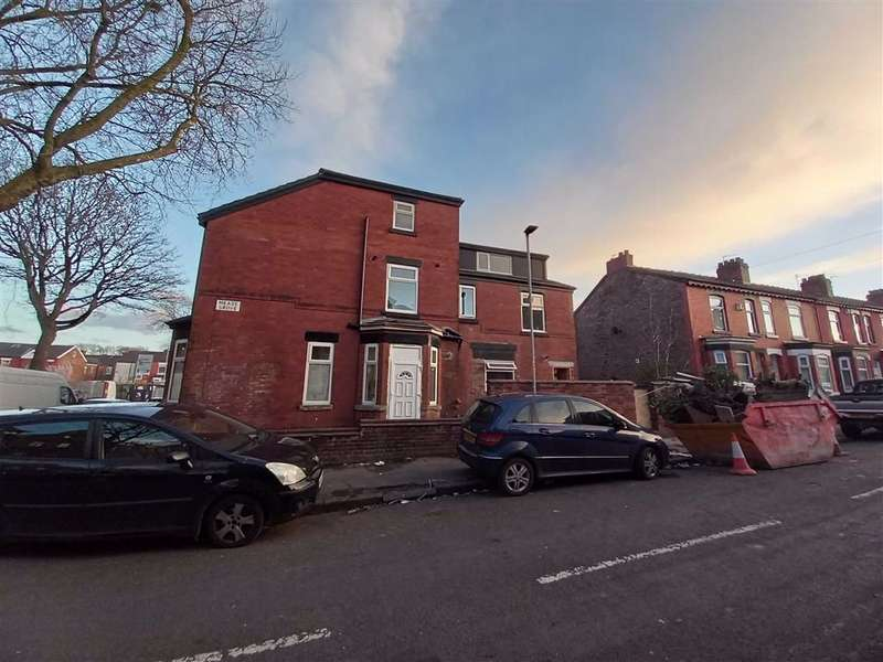 7 Bedrooms End Of Terrace House for sale in Hamilton Road, Longsight, Manchester