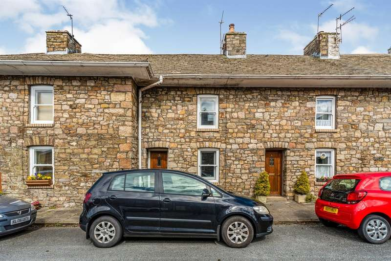2 Bedrooms Terraced House for sale in Middle Row, Rhymney, Tredegar