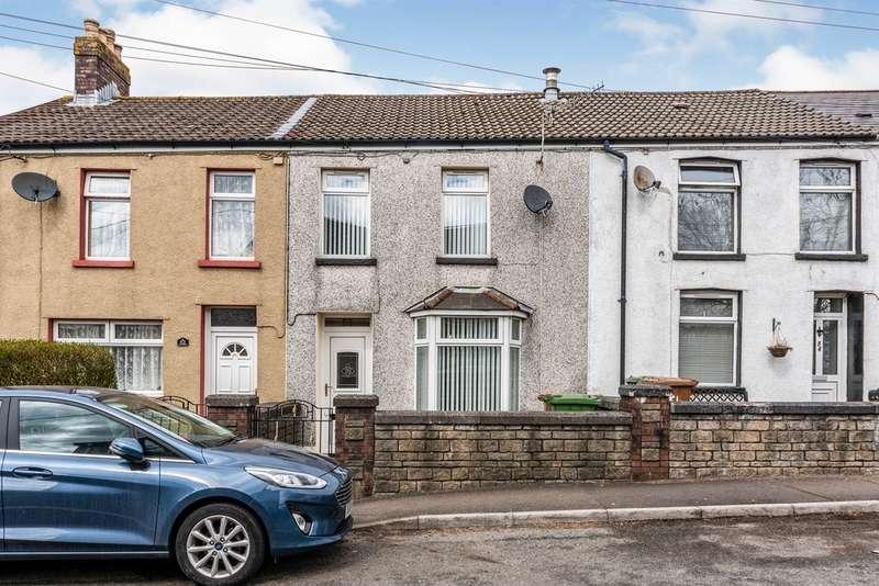 2 Bedrooms Terraced House for sale in Hill Street, Rhymney, Tredegar