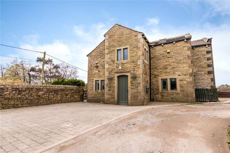 4 Bedrooms Semi Detached House for sale in Ripponden, Sowerby Bridge, West Yorkshire, HX6