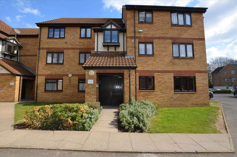 2 Bedrooms Apartment Flat for sale in Cormorant Court, 18 Magpie Close, Colindale