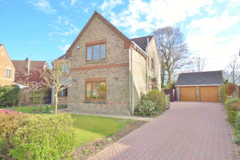 5 Bedrooms Detached House for sale in The Spires, Sutterton