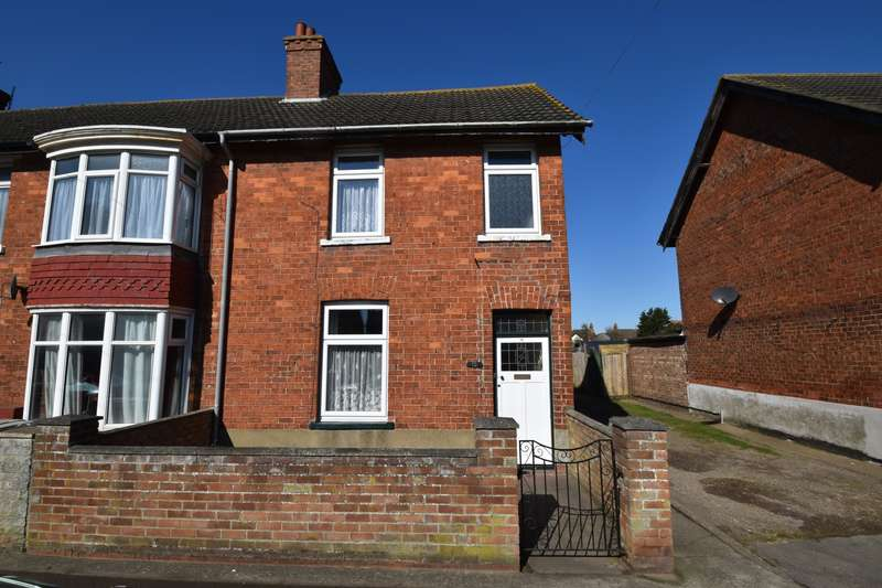2 Bedrooms End Of Terrace House for sale in St Andrews Drive, Skegness, PE25