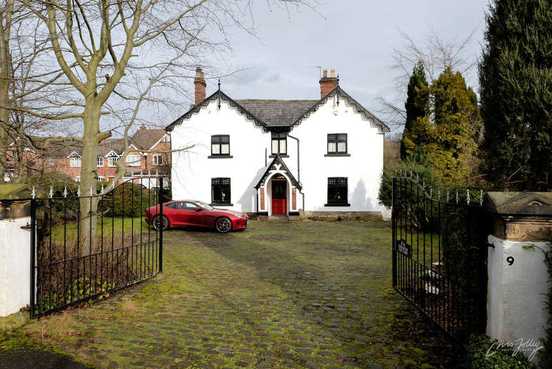 4 Bedrooms Detached House for sale in Hall Farm Close, Hazel Grove, Stockport SK7 6PJ