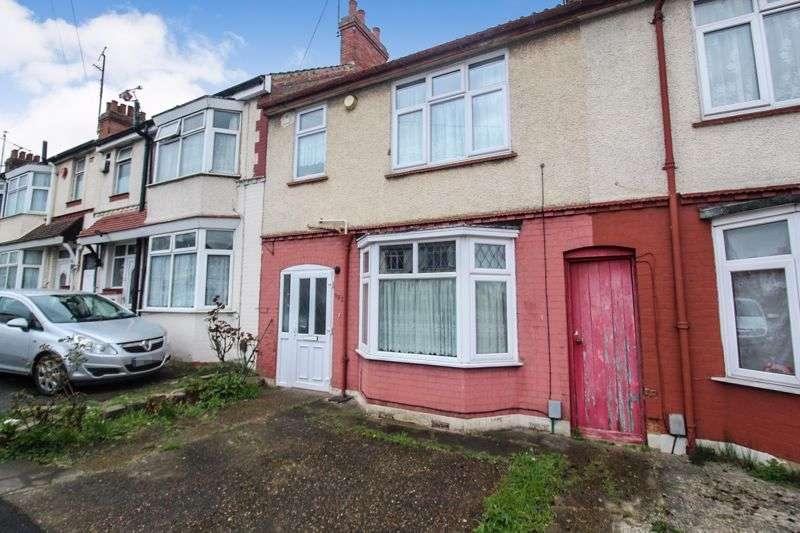 2 Bedrooms Property for sale in Beechwood Road, Luton