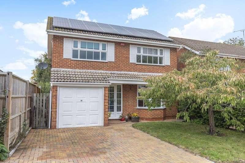 4 Bedrooms Detached House for sale in Wokingham, Berkshire, RG41
