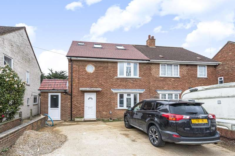 6 Bedrooms Semi Detached House for sale in Ruislip, Middlesex, HA4