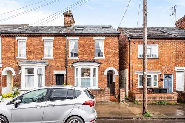 3 Bedrooms End Of Terrace House for sale in Bower Street, Bedford, GB