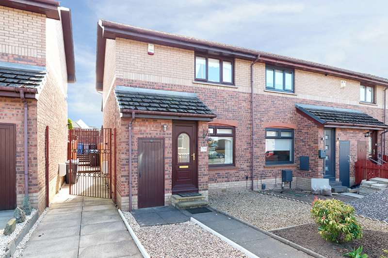 2 Bedrooms End Of Terrace House for sale in Downie Street, Hamilton, ML3 6RT