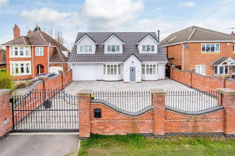 5 Bedrooms House for sale in Koi House, Bulkington, Bedworth, Warwickshire