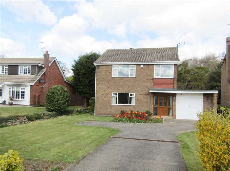 3 Bedrooms Detached House for sale in Burton Road, Thealby, Scunthorpe