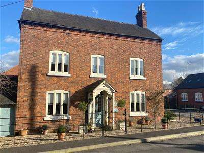 5 Bedrooms Detached House for sale in Dove Lane, Rocester, Staffordshire