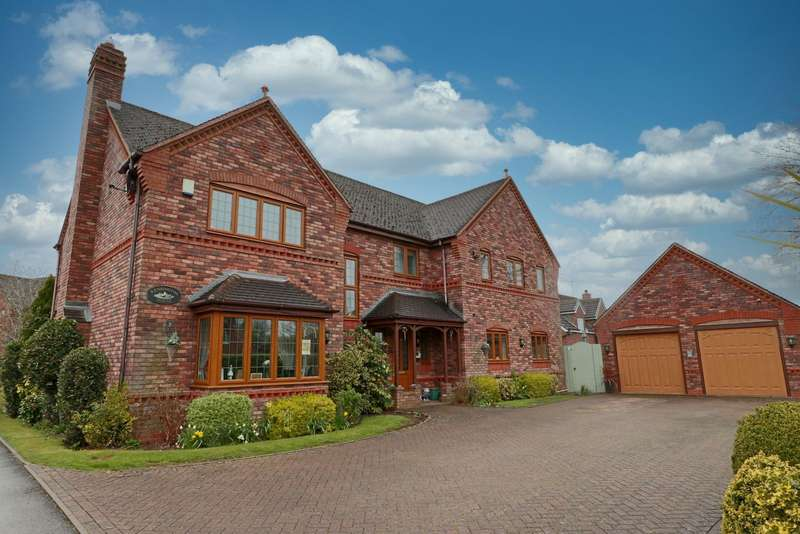 5 Bedrooms Property for sale in Gayton, Stafford