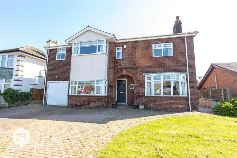 5 Bedrooms Detached House for sale in Crawford Avenue, Chorley, Lancashire, PR7