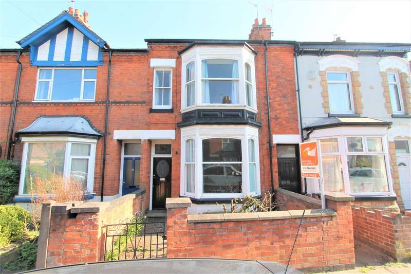 4 Bedrooms Terraced House for sale in Lansdowne Road, Aylestone, Leicester LE2