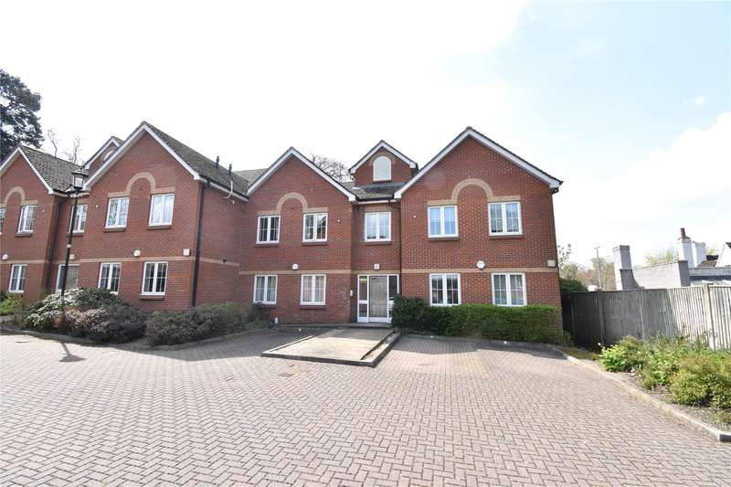 2 Bedrooms Apartment Flat for sale in Darwin Place, Bracknell, Berkshire, RG12