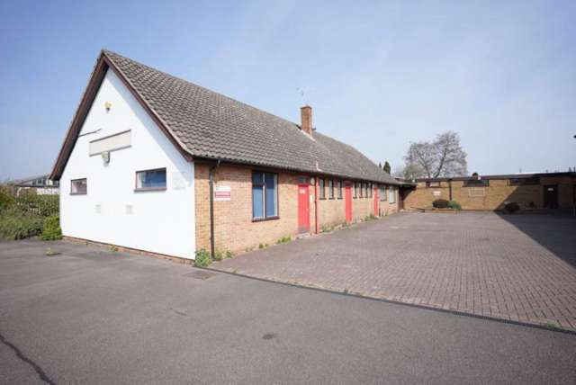 Commercial Property for rent in BISHOP MEADOW ROAD LOUGHBOROUGH LEICESTERSHIRE
