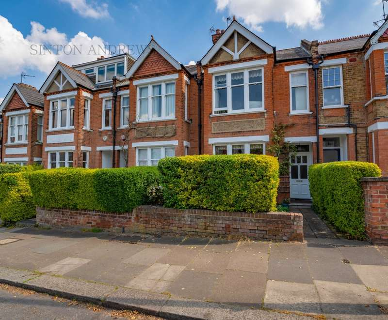 3 Bedrooms House for sale in Woodfield Road, Ealing, W5