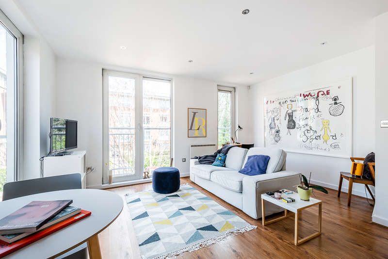 1 Bedroom Apartment Flat for sale in Latitude Apartments, Manor Road, London