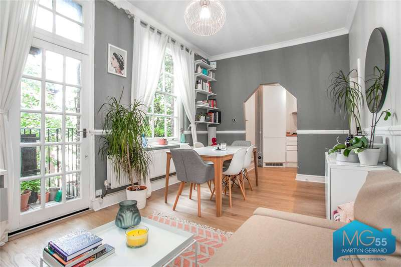 1 Bedroom Apartment Flat for sale in Anson Road, London, N7