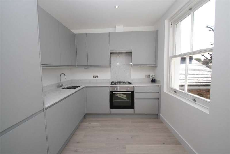 2 Bedrooms Flat for sale in Shakespeare, Herne Hill