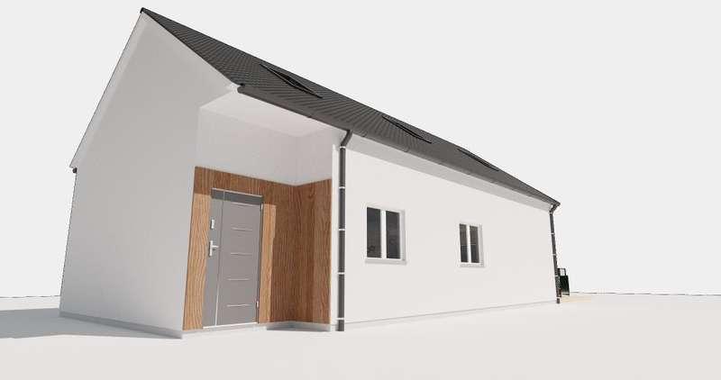 4 Bedrooms Link Detached House for sale in Old Main Road, Fleet Hargate, Spalding, Lincs, PE12 8LJ