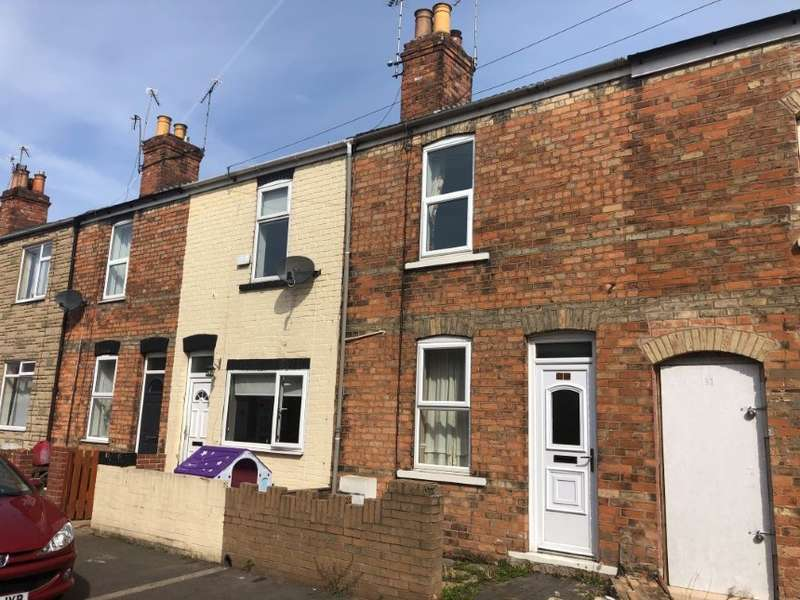 2 Bedrooms Terraced House for sale in 29 Beaufort Street, Gainsborough, Lincolnshire