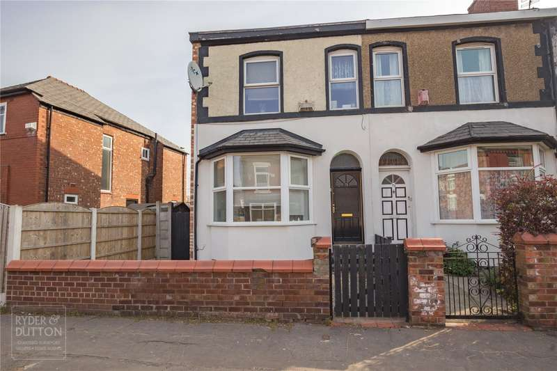 2 Bedrooms Semi Detached House for sale in Ashley Lane, Moston, Manchester, M9