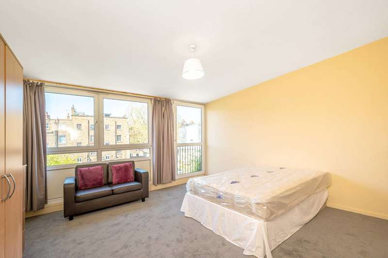 3 Bedrooms Flat for sale in Munster Square, Regent's Park, NW1