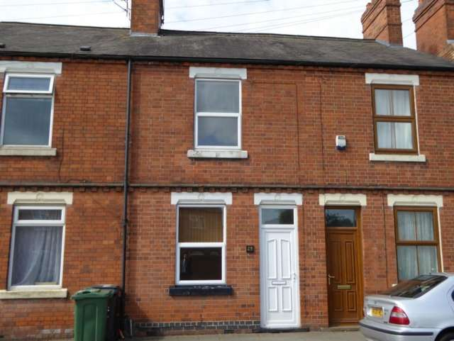 3 Bedrooms Terraced House for sale in Empress Road Loughborough